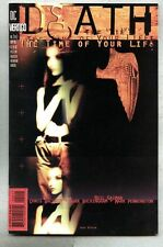 Death The Time of Your Life #2-1996 fn Dave McKean Neil Gaiman Sandman