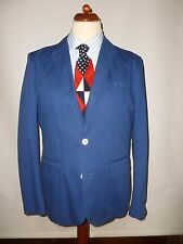 RHINO RUGBY LAUNDERED   BLAZER -BRITISH CRAFTED CLOTHING    FITS- SIZE UK 42/44