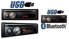 PIONEER DEH-X8700BT CD-Tuner mit Bluetooth,USB,AUX-IN,MIXTRAX,1DIN-Gerät