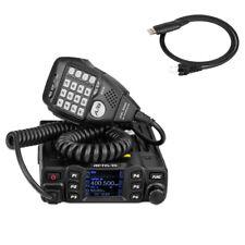 Retevis RT95 Mobile Ham Radio Walkie Talkie 2m/70cm 200CH Radio with USB