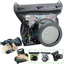 20M Underwater Waterproof Case Canon EOS 5D3 1200D 100D 450D 550D 600D 70D 14CM