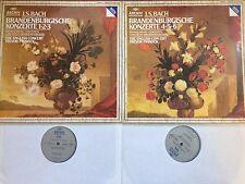 Bach Brandenburg Concertos  No.1.2.3.4.5.6. Archiv Digital 2LP