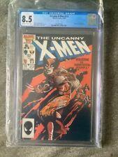 Uncanny X-men #212 CGC 8.5
