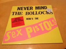 Sex Pistols HMV Pink Vinyl Never Mind The Bollocks 1000 Exclusive