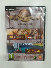 JULES VERNE COLLECTION - PC GAME - NUOVO SIGILLATO