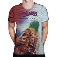 MARILLION - He Knows You Know - T-Shirt / Prog Rock / Rock / 1980's