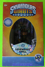 BNIP Skylanders Giants Easter Egg Legendary Lightcore Chill - VERY RARE #2b