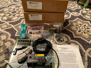 24 volt pulse-tech solar charger monitor system