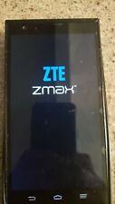 ZTE ZMAX Z970 - 16GB - Black (MetroPCS) Smartphone