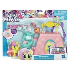 My Little Pony: The Movie Fluttershy Purse Pet Care Playset