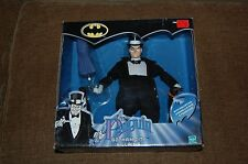 The Penguin-Gotham City Villains Batman-Brand New Sealed-Mego Size