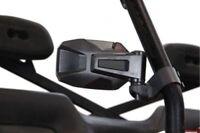 """NEW STRIKE Seizmik Side View Mirrors 1.75"""" - Polaris RZR 570 800 900 1000"""