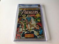 AVENGERS 123 CGC 9.6 WHITE PGS ORIGIN MANTIS GUARDIANS GALAXY MOVIE MARVEL COMIC