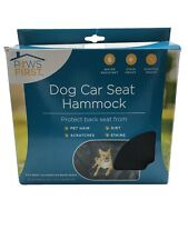 Waterproof Dog Car Seat Cover Hammock Cat Pet Suv Van Back Rear Benc
