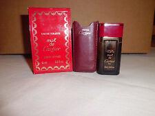 Must de Cartier  Ligne Voyage Eau de Toilette ml 15 Vintage RARE