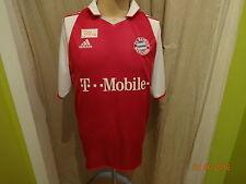 """Bayern Monaco Originale ADIDAS maglia di casa 2003/04"""" - T --- mobile - """"Taglia M-L Top"""