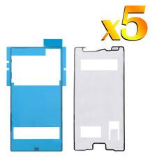 5x para Sony Xperia Z5 E6653 E6603 Lcd Pegamento Adhesivo Pegatina reemplazo de la cinta