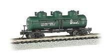 ESCALA N - Bachmann Vagón cisterna Canadian Chemical CO. LTD. chemcell 17152 NEU