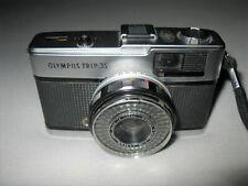 Alte Olympus Trip 35 Kleinbildkamera mit Beli !