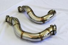 "CNT Racing 3"" Stainless Steel Catless Downpipes for 2007-11 BMW 135i 335i N54"