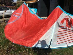 Kiteboarding Equipment-2020 Liquid Force NV Kite, 15m