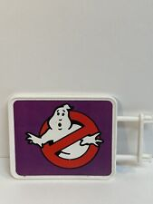Vintage Kenner Original The Real Ghostbusters Sign for Firehouse Playset