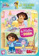 Dora l'exploratrice Les matins de Dora DVD NEUF SOUS BLISTER