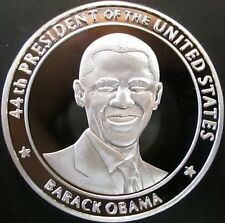 Barrack Obama, 44th U.S. President, 56th Presidential Inauguration medallion!