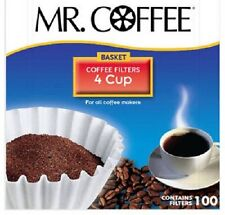 Mr. Coffee 500 Count Coffee Filter, For JR-4, 4 Cup