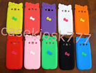 for Samsung galaxy S3 whole sale bulk  soft case pink black & white  hello kitty