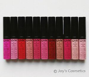 """1 NYX Xtreme Lip Cream - XLC  """"Pick Your 1 color"""" *Joy's cosmetics*"""