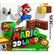 Jeux vidéo anglais pour action et aventure et Nintendo 3DS