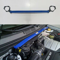 Front Bonnet Strut Bar Blue Type 1p for 2013 2017 Hyundai Veloster Turbo