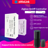 Smart Home Zigbee Wireless Switch Module For Echo/Smart Things Hub Module #G