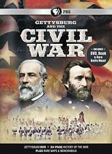 Gettysburg & The Civil War, New DVDs