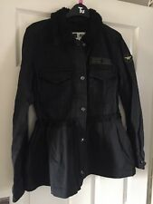 New Gap Military style Badged Jacket Size XS
