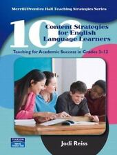 102 Content Strategies for English Language Learners: Teaching for Academic