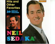 CD NEIL SEDAKAhits and other favorites1990 EX+(A3439)