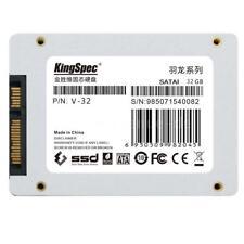 "KingSpec SATA III 2,5"" 32GB MLC Digital SSD Solid State Drive für Computer Y8F9"