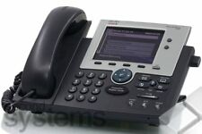 Cisco Unified IP Phone 7945/cp-7945g VoIP-teléfono Gigabit Ethernet meteorológica