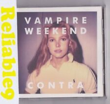 Vampire Weekend - Contra CD New not sealed - 1997 XL Inertia - Made in Australia