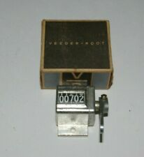 Veeder Root 5 Digit Mechanical Counter 114535