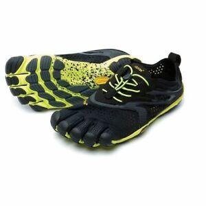 Vibram Men's V-Run Running & Training Shoes With Five Fingers Barefoot Feel