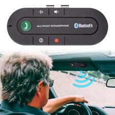 Bluetooth Freisprecheinrichtung KFZ Auto Freisprechanlage Bluetooth 4.2