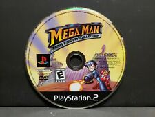 Mega Man Anniversary Collection (Sony PlayStation 2, 2004) PS2 Disc Only
