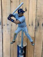 Detroit Tigers Baseball Beer Keg Tap Handle Miguel Cabrera Gray Jersey