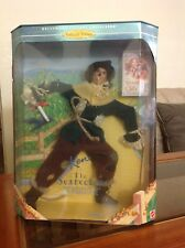 1996 Hollywood Legends Collection Ken as the Scarecrow in the Wizard of Oz. Nib