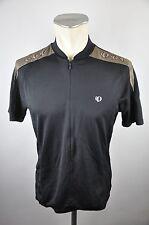 Pearl Izumi Radtrikot Trikot cycling jersey maglia Gr. M 54cm schwarz G20