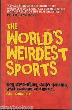 The World's Weirdest Sports, Paul Connolly. In Stock in Australia