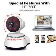 Cámara IP de vigilancia wifi 720P IR Visión nocturna Seguridad Cámara de video